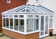 A image showing one of many types of Edwardian conservatories designs
