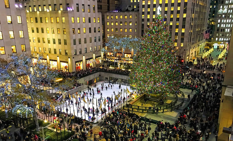 Bucket List Christmas in New York