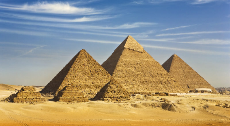 Bucket List Pyramids of Giza