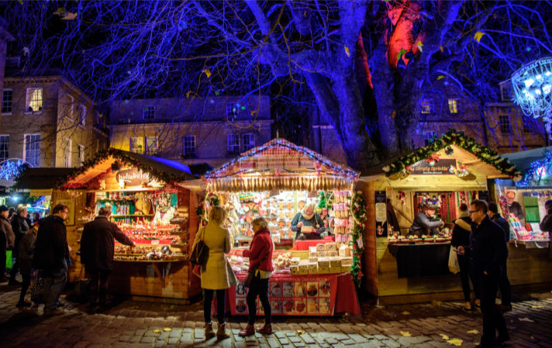 Christmas Markets 2019 – Christmas market stalls in Bath