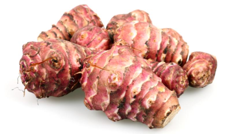Prebiotic foods – Jerusalem Artichoke