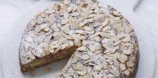 Leiths Cookery School's Bakewell cake