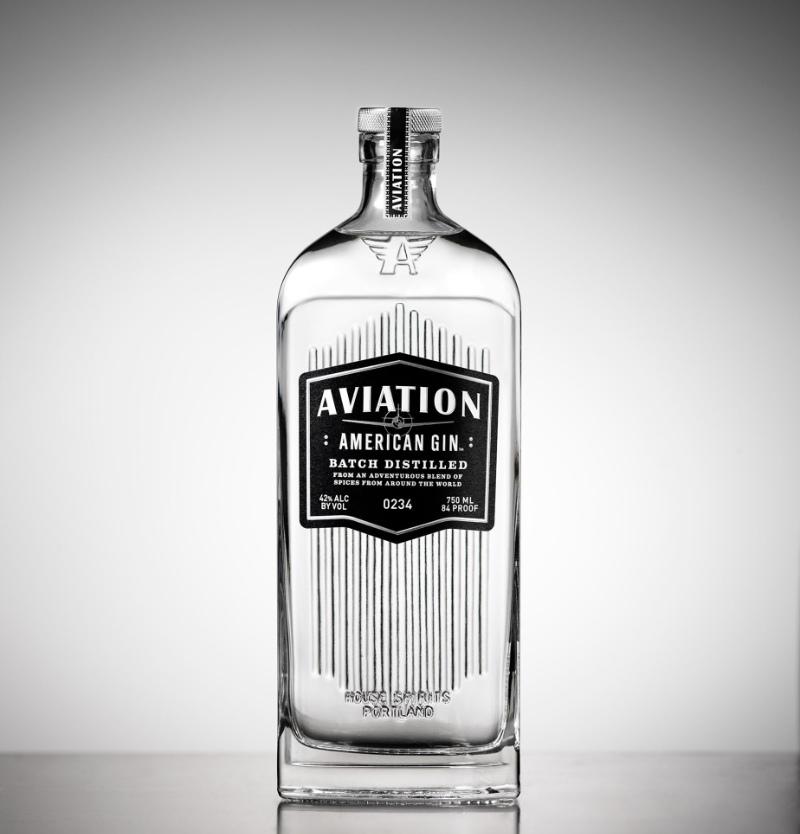 Gins from around the world Aviation America Gin