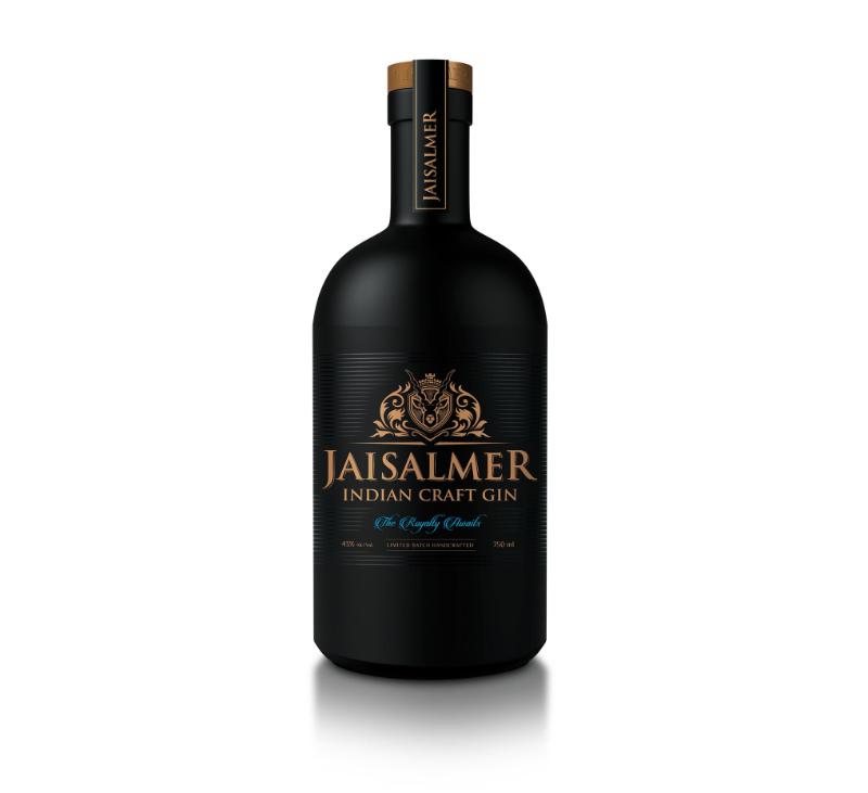 Gins from around the world Jaisalmer Indian Craft Gin