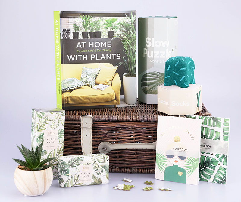 Build your own hamper to make it personal (Dobbies Garden Centres/PA)