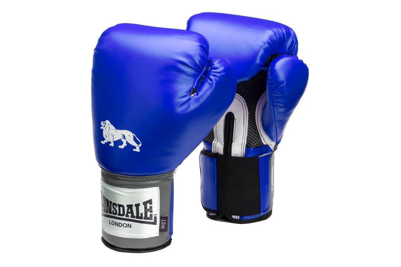 Sports Direct Lonsdale Boxing Gloves (Sports Direct/PA).