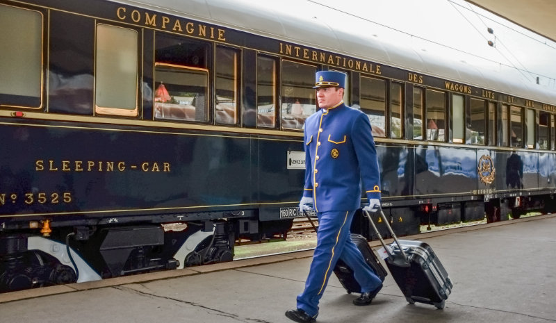 How to save for a bucket list such as travelling on the Orient Express