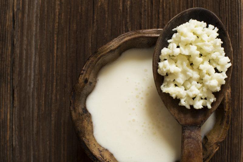 How to make kefir recipe
