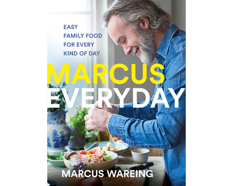 Marcus Wareing Everyday Book (Susan Bell/PA)