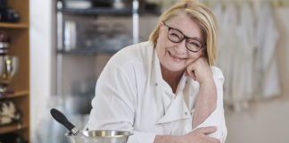 Rosemary Shrager is working with Specsavers (Rama Knight/Specsavers/PA)