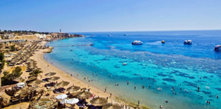 Sharm el-Sheikh diving holidays and relaxing on the beach in 2020