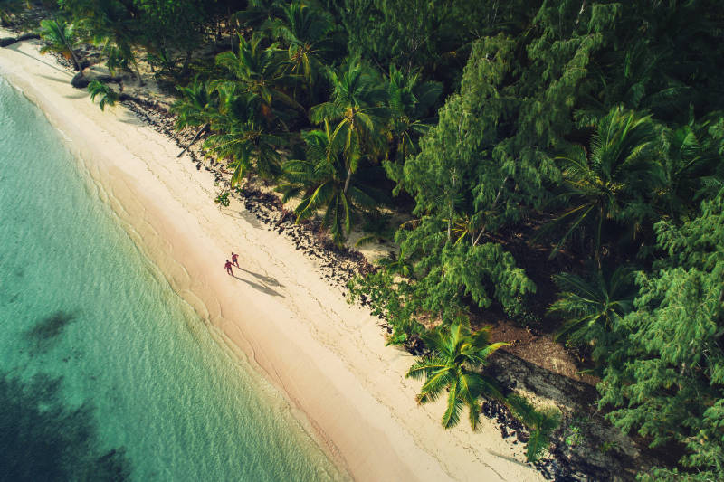 Eco tourism and eco-friendly destinations is set to be a big travel trend in 2020.