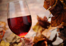 Red wines for autumn