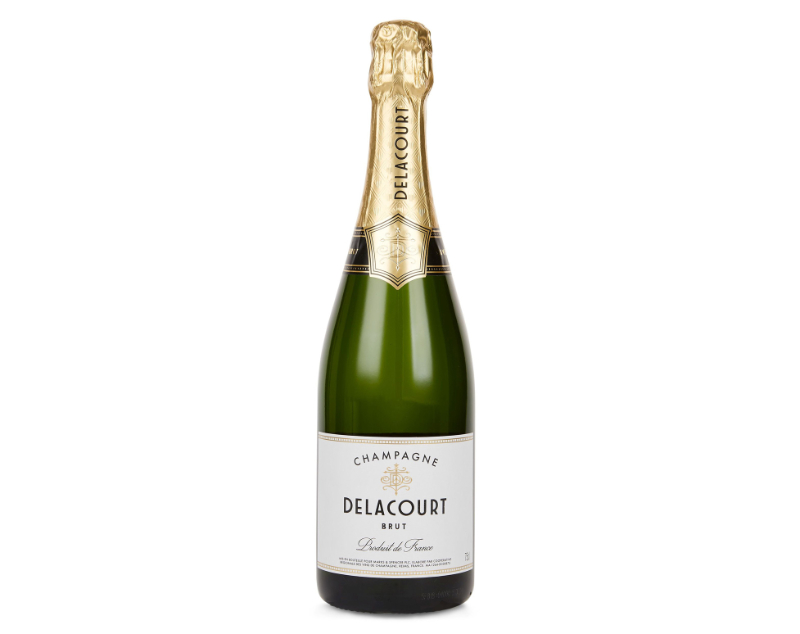 Champagne celebration Champagne Delacourt Brut NV