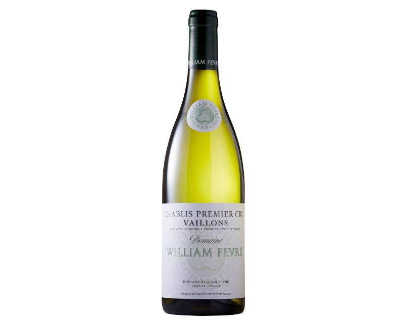 Christmas wines William Fevre Chablis Premier Cru, France