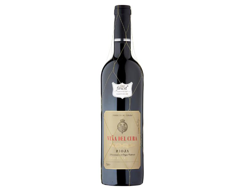 Christmas wines Tesco Finest Rioja Gran Reserva, Spain