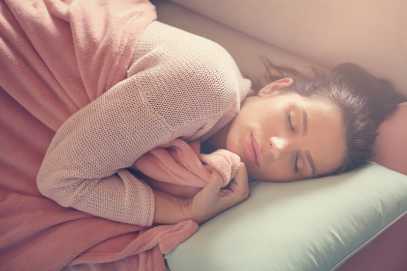 cold and flu getting enough sleep