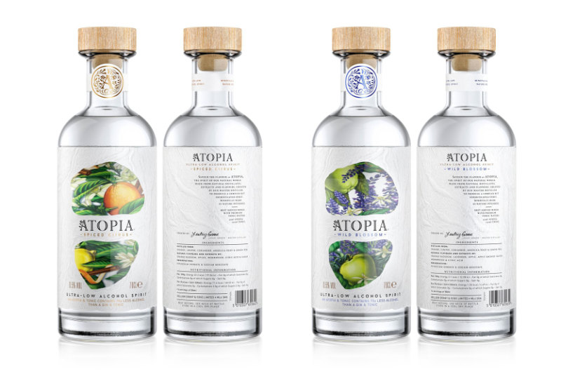 Non-alcoholic drinks Atopia