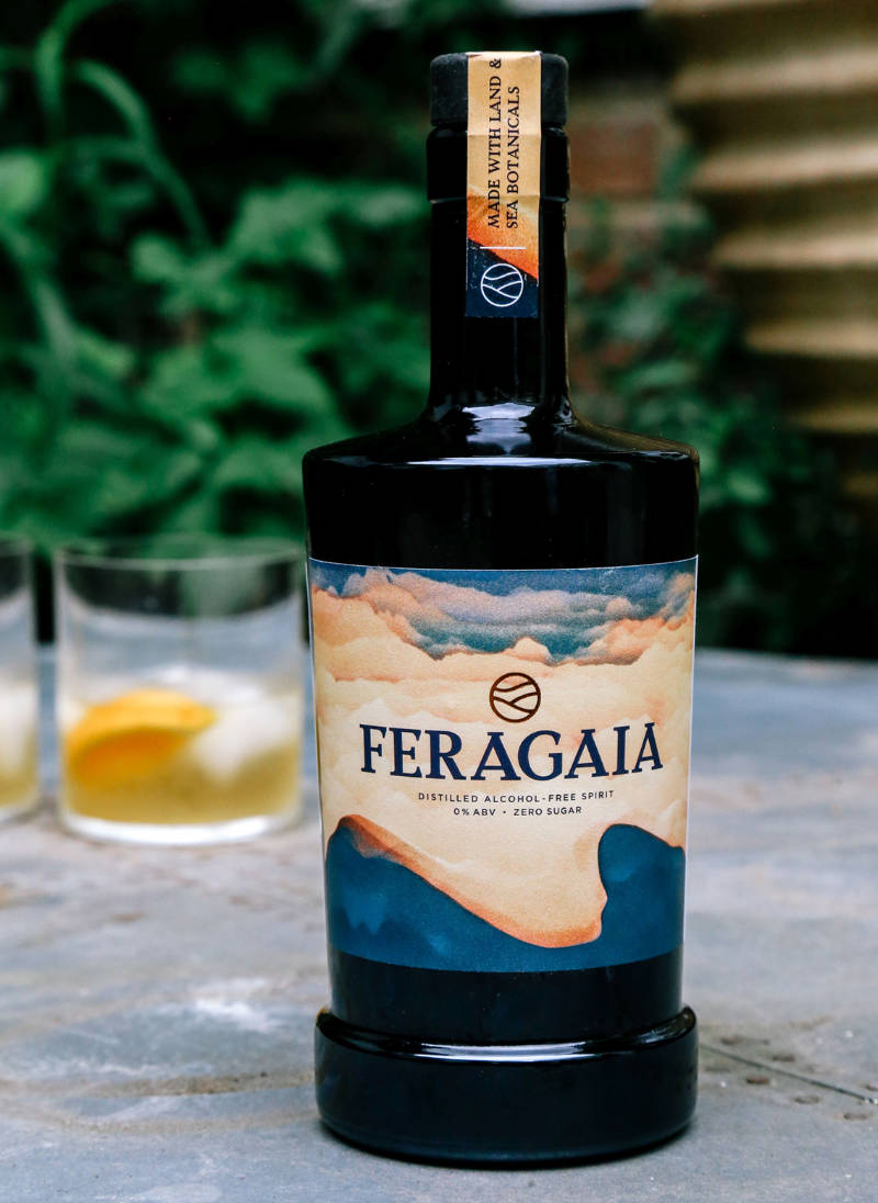 Non-alcoholic drinks Feragaia