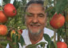 Raymond Blanc with apples