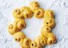 Lucia saffron buns
