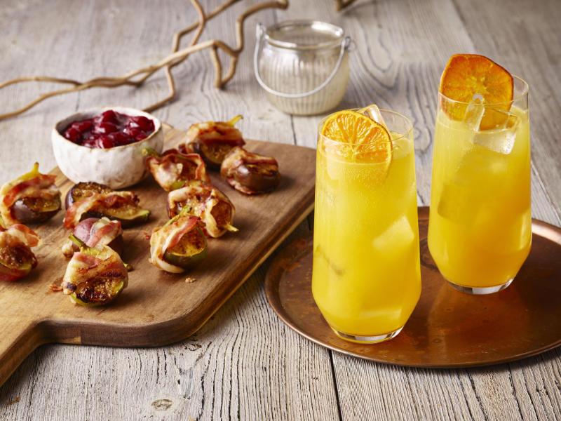 Tanqueray Mandarin & Clove Cooler (Simon Smith/PA)