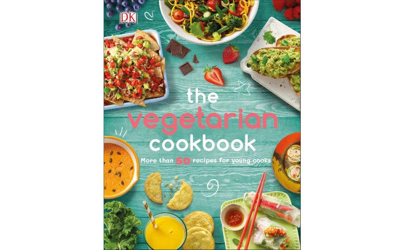 The Vegetarian Cookbook (DK/PA)