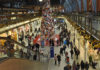Christmas travel tips for travelling by train over Christmas