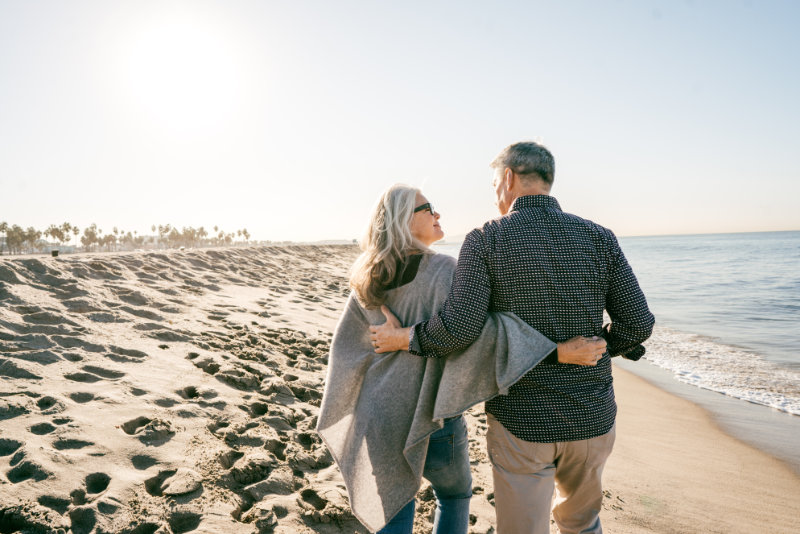 You can retire when you like and access personal pensions fro age 55.