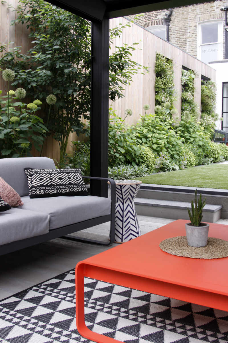Create an outside room in your garden (Mandy Buckland/Greencube/PA)