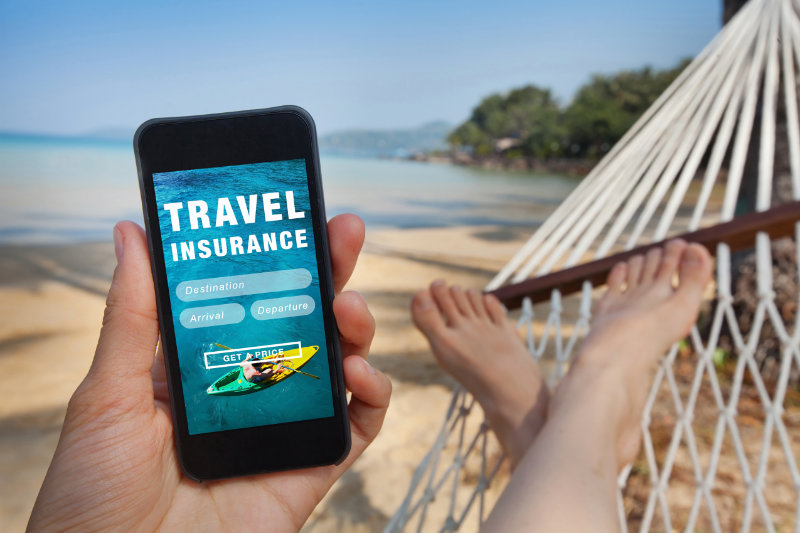 A good holiday booking tip is to look carefully at any travel insurance policy you may be offered when booking.