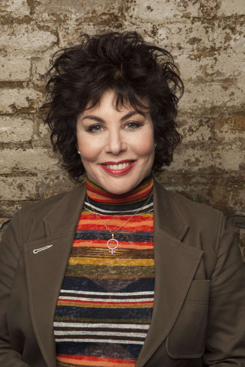 Ruby Wax interview 2019 on being mindful (Steve Ullathorne/PA)