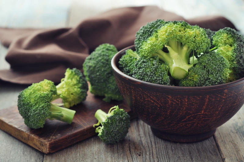 Broccoli is one of the best foods for arthritis.