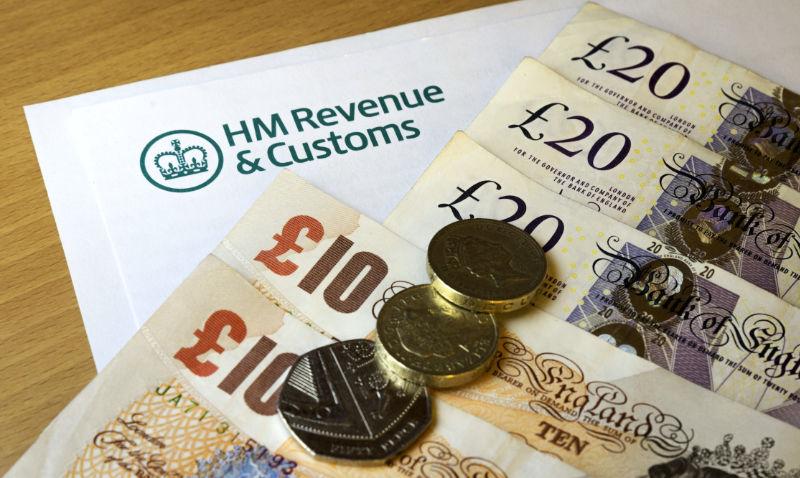 Personal tax allowance