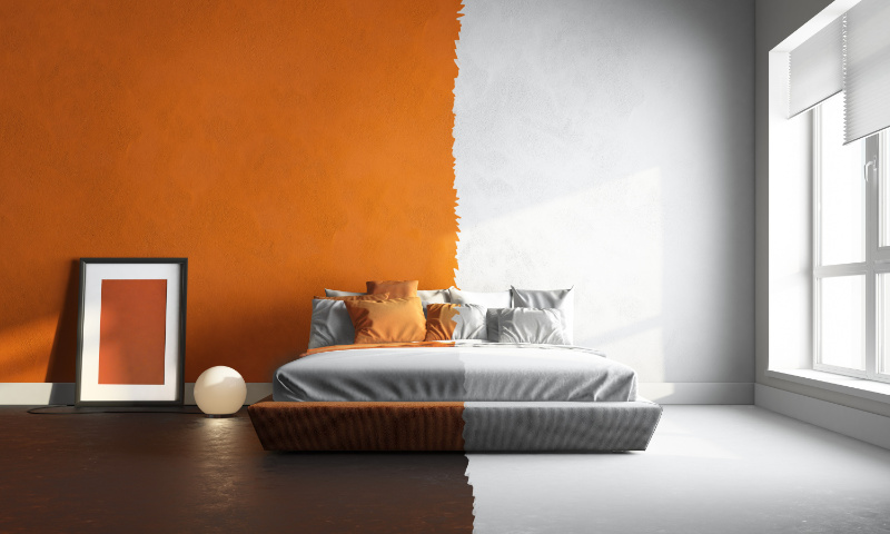 Add value to your home redecorate