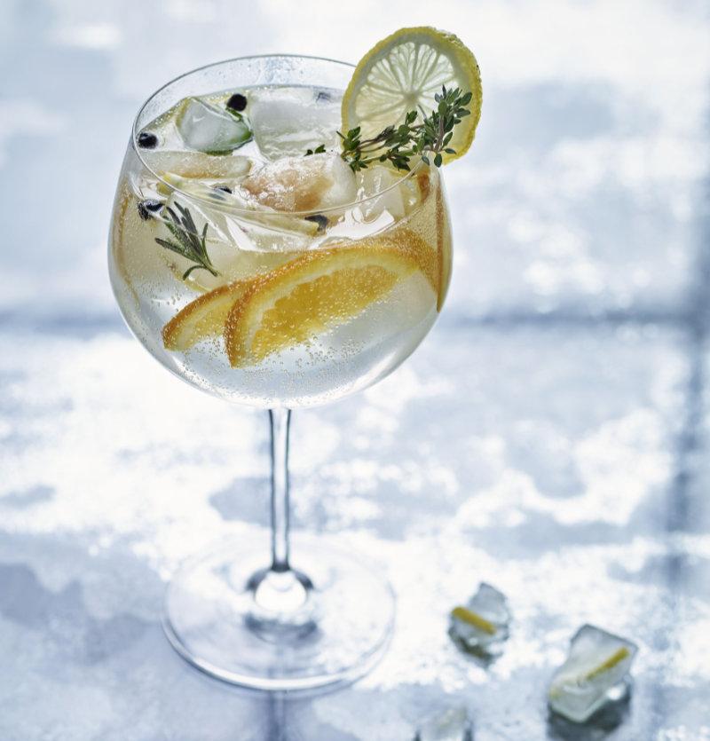 Alchohol cocktails NG&T
