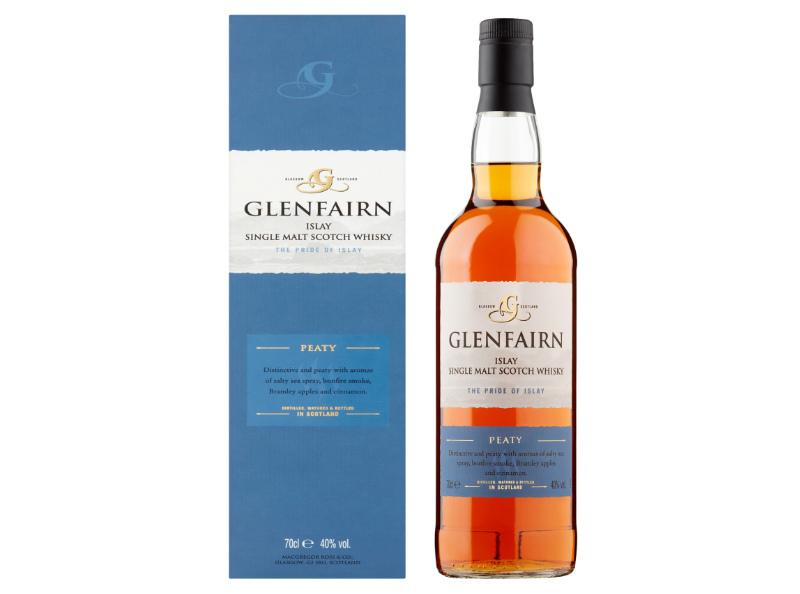 Burns Night Whisky Glenfairn