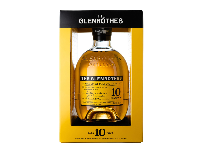 The Glenrothes 10 Year Old – Soleo Collection