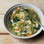 Rescue noodle soup from Eat Green by Melissa Hemsley