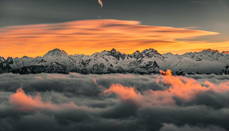 Golden Hour Austria
