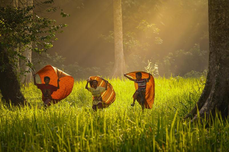 Golden Hour Indonesia