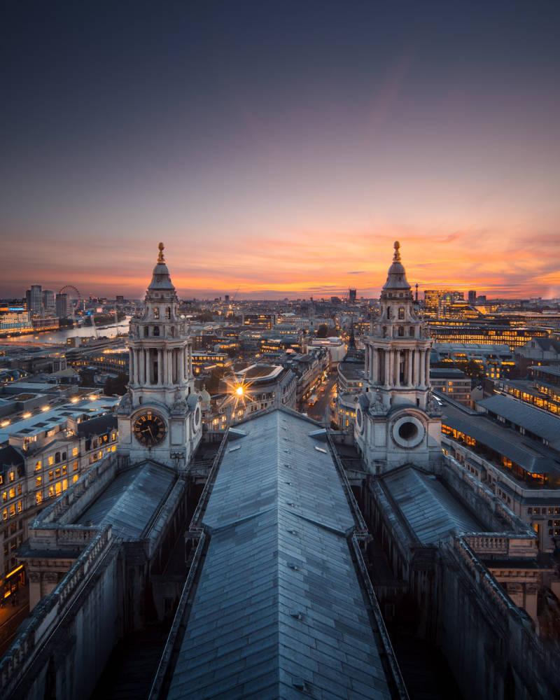 Golden Hour London