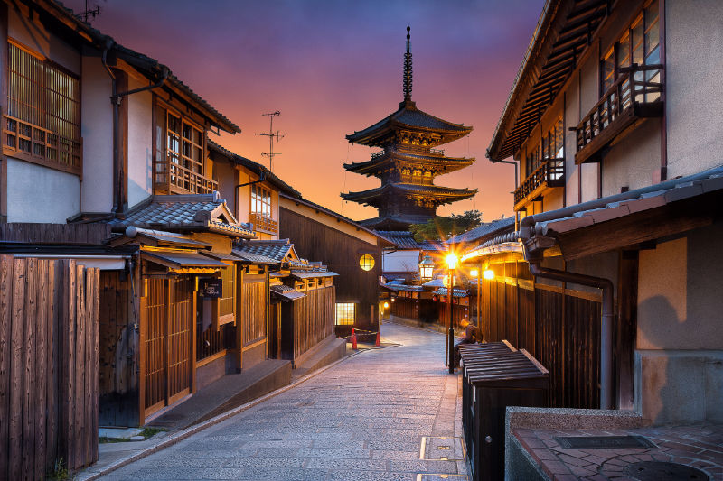 Golden Hour japan