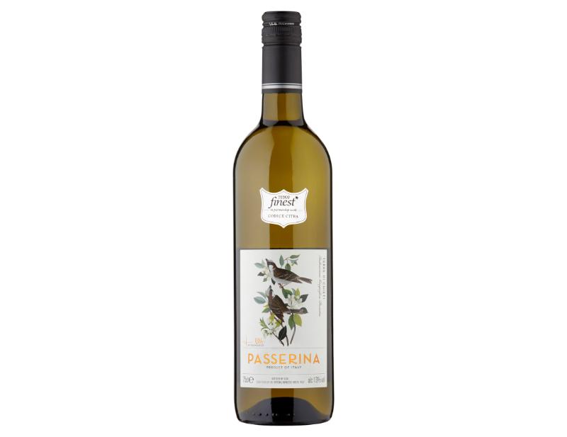 Great value wines Passerina