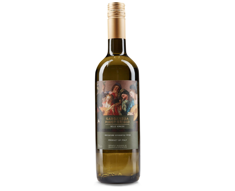 Great value wines Garganega Pinot Grigio 2018
