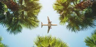 Plane travel Sunshine Saturday