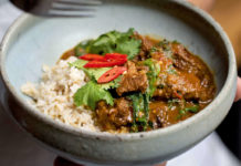 Malaysian beef curry from Lose Weight & Get Fit by Tom Kerridge