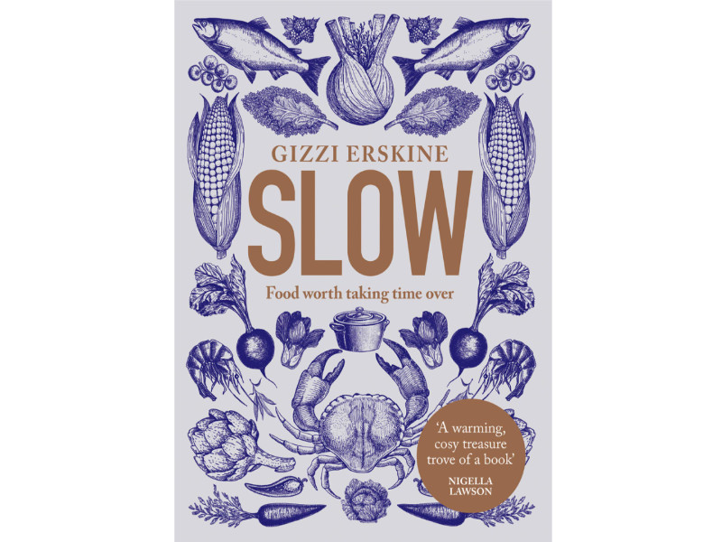 Slow by Gizzi Erskine, photography Issy Croker, is published by HQ