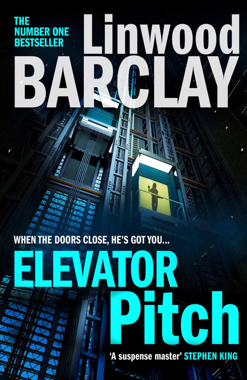 Thriller books Elevator Pitch
