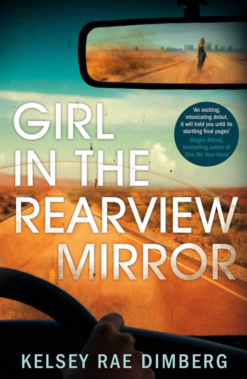 Thriller books Girl in the Rearview Mirror